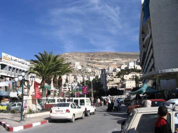 Downtown Nablus 2