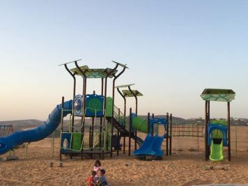 Playgrounds for Palestine